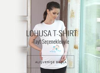 Lohusa T-shirt & Tayt